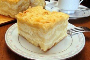 ЛЮБИМАЯ БАБУШКИНА ачма с сыром и творогом. РЕЦЕПТ ПРОСТО ЗАГЛЯДЕНЬЕ!
