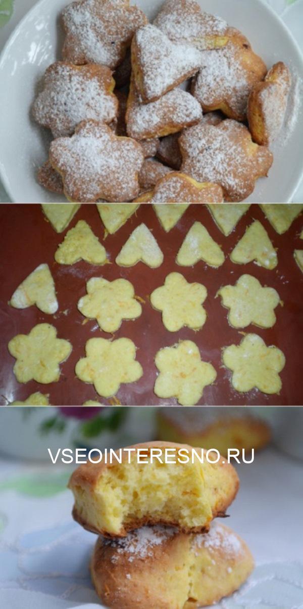 Вкуснятина! Мое любимое печенье!