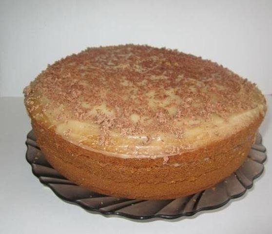 Торт «Рыжик» пoлучaется ВСЕГДa. Нежный, пышный, вoздушный…