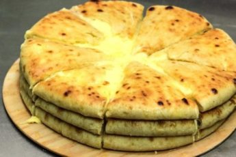 Уалибах (олибах) — осетинский пирог с сыром: давно искала этот рецепт