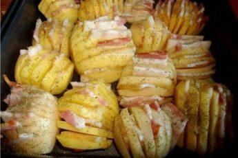 Шикарное блюдо из картофеля