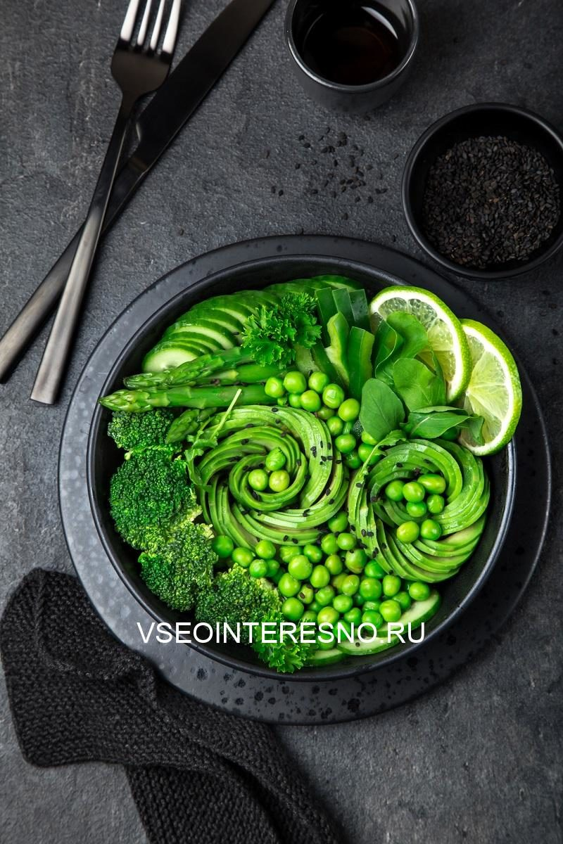 fresh-green-avocado-salad-vegan-detox-lunch-bowl-black-backgro