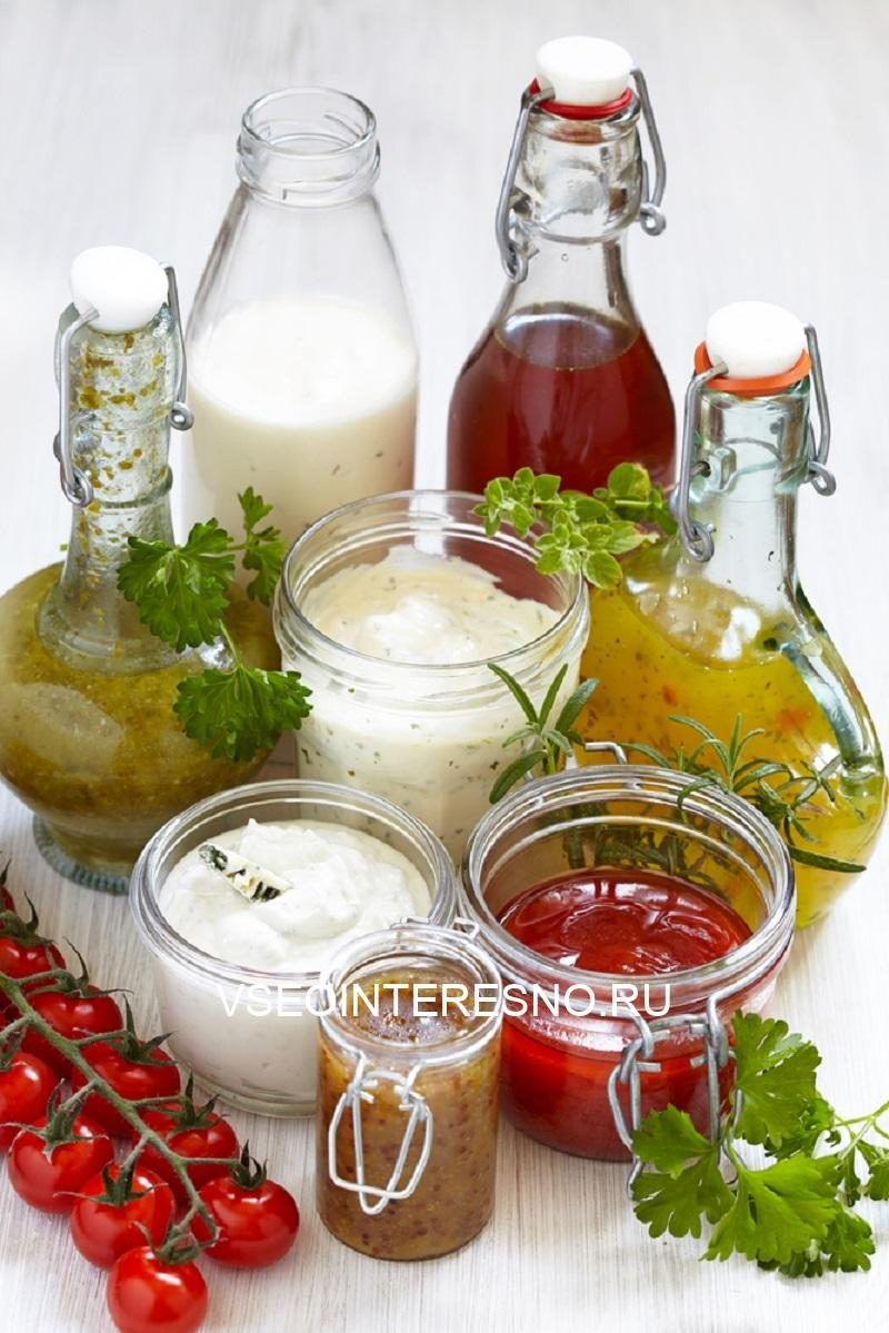 assortment-of-salad-dressings