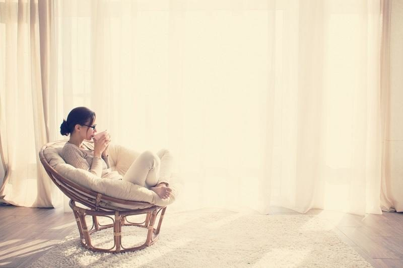 woman-relaxing-in-chair